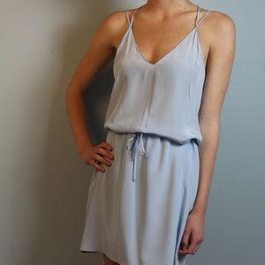 Silk Rory Beca Light Blue Dress Sz S